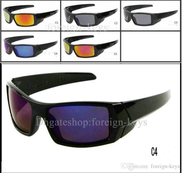 Sonnenbrille der Männer neue Ankunfts-berühmte Design Sonnenbrille Qualitäts-Rabatt Preis 5 Farben ausgewählt werden 10pcs verkaufen.