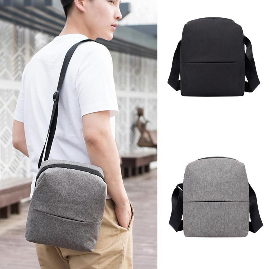 xiniu Uomini BagOxford Messenger Bag Business Casual Borsa Crossbody bag maschile spalla Qualità Shouler alta