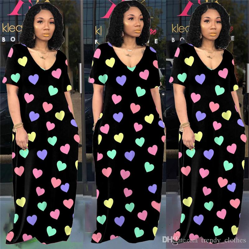 Women One Piece Casual Dresses Night Club Sexy Maxi Dresses Lip design Lantern Skirts Ball Gown Crew Neck Clothing Summer Hot Selling 1226