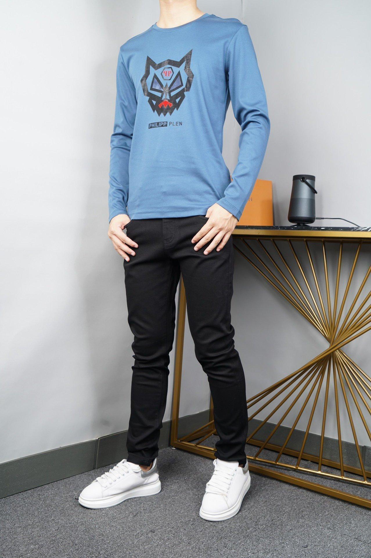 топ мужские качества фуфайки балахон тенниски мужские верхние части свитера пуловеры 6498 * 0178shuangnian1