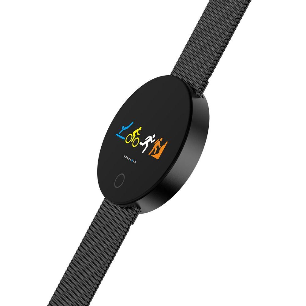 원래 아이폰 X 8 삼성 휴대폰 스마트 시계 007Pro 시계 블루투스 터치 스크린 피트니스 추적기 심장 박동 모니터 팔찌의 경우