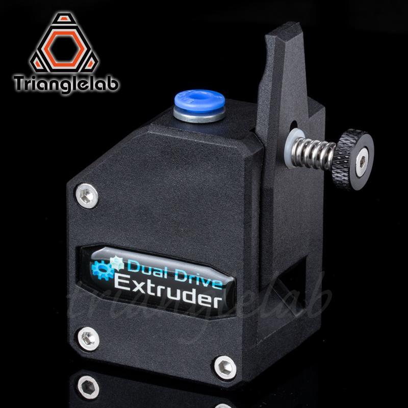 trianglelab بودين الطارد BMG الطارد المستنسخة BTECH المزدوج محرك الطارد للطابعة 3D أداء السامية ل3D طابعة MK8