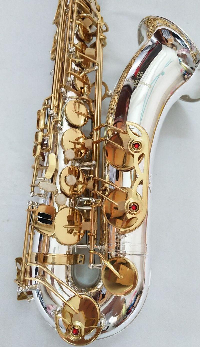 Yanagisawa W037 sassofono tenore di alta qualità sax b sassofono tenore piatto che gioca professionalmente paragrafo musica sassofono spedizione gratuita