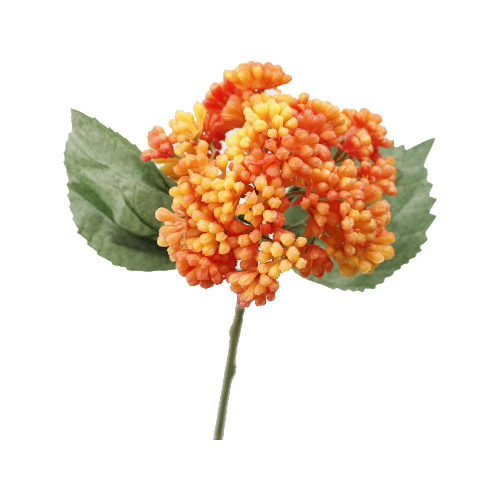 2020 Artificial Berries Faux Hydrangea Flower Plant For Christmas