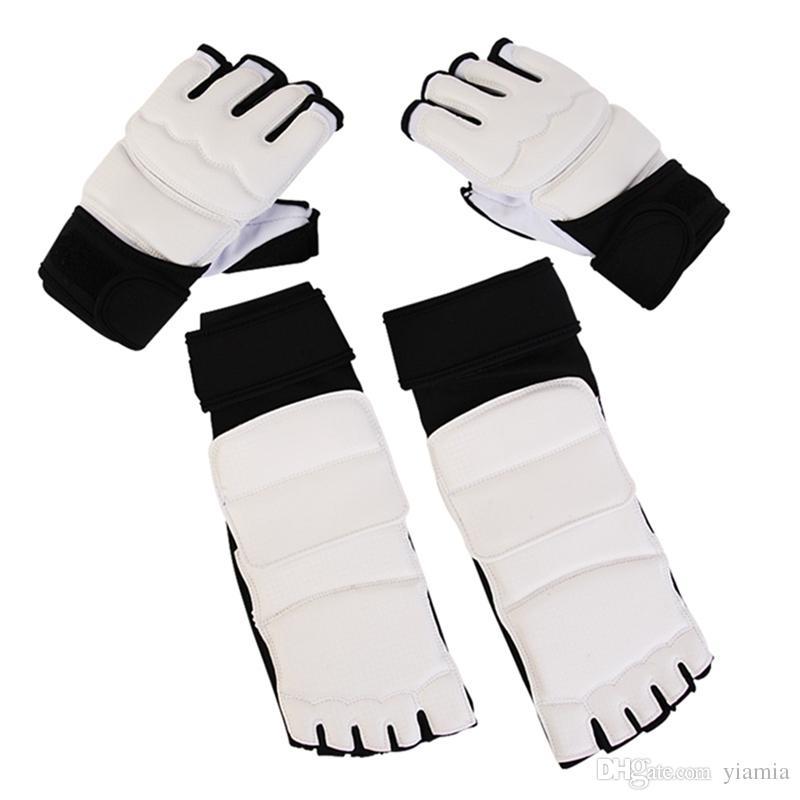 Compre Luvas De Taekwondo Protetores Da Mao Do Pe Almofadas