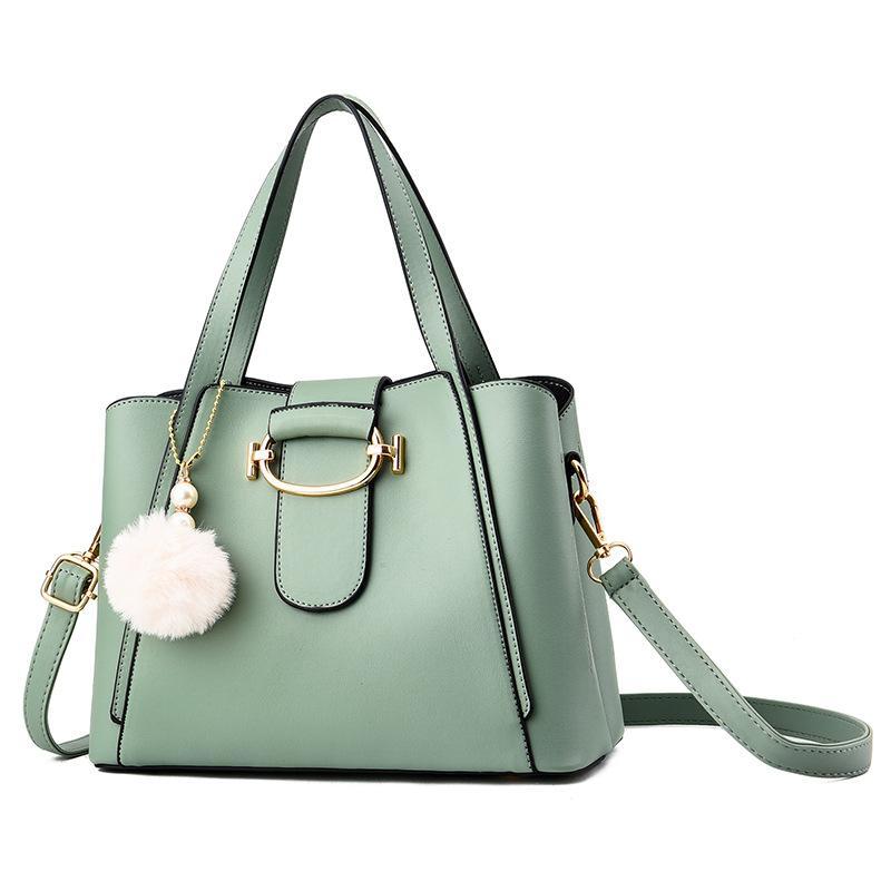 2020 Mulheres PU bolsas de couro Shoulder Bag Ladies Messenger Bag Sac A principal Femme Crossbody