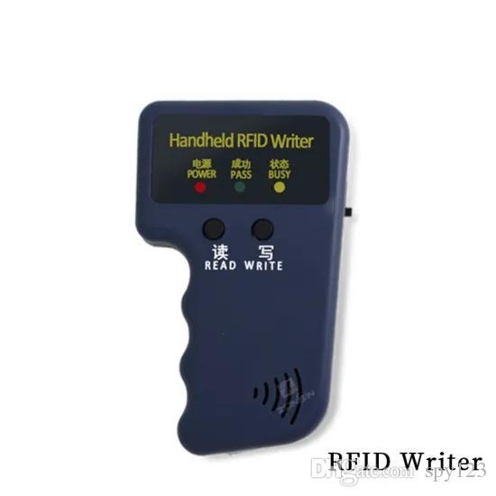الشركة المصنعة الصينية المحمولة 125 كيلو هرتز كاتب بطاقة هوية RFID / ناسخة
