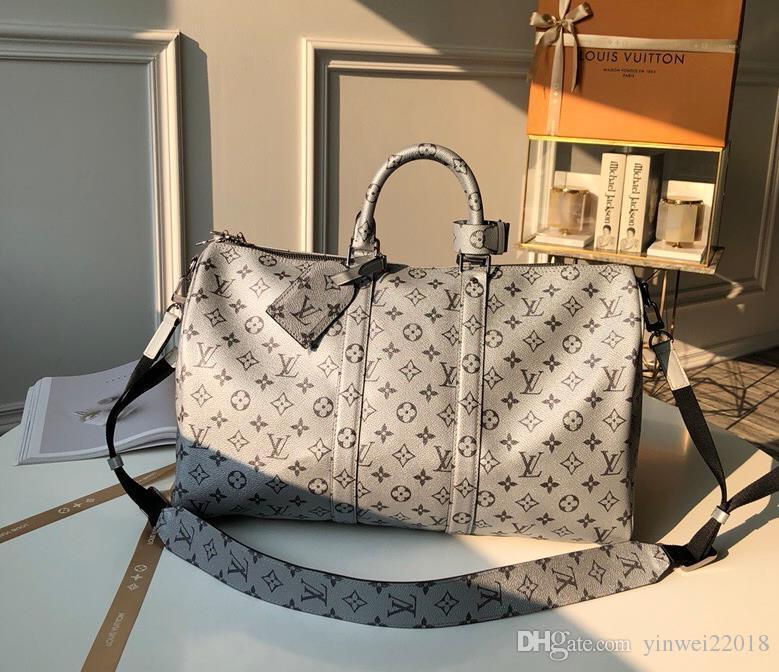 9f4348c0e96a4 ... 2019 Top quality men american brand new men Leather artsy handbag tote  bag purse Duffel Bags ...