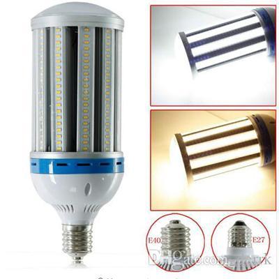 Hohe Lumen LED-Mais-Glühlampe 27W 36W 45W 54W 80W 100W 120W E26 E27 E39 E40 Garten Lagerparkbeleuchtung LED-Leuchten
