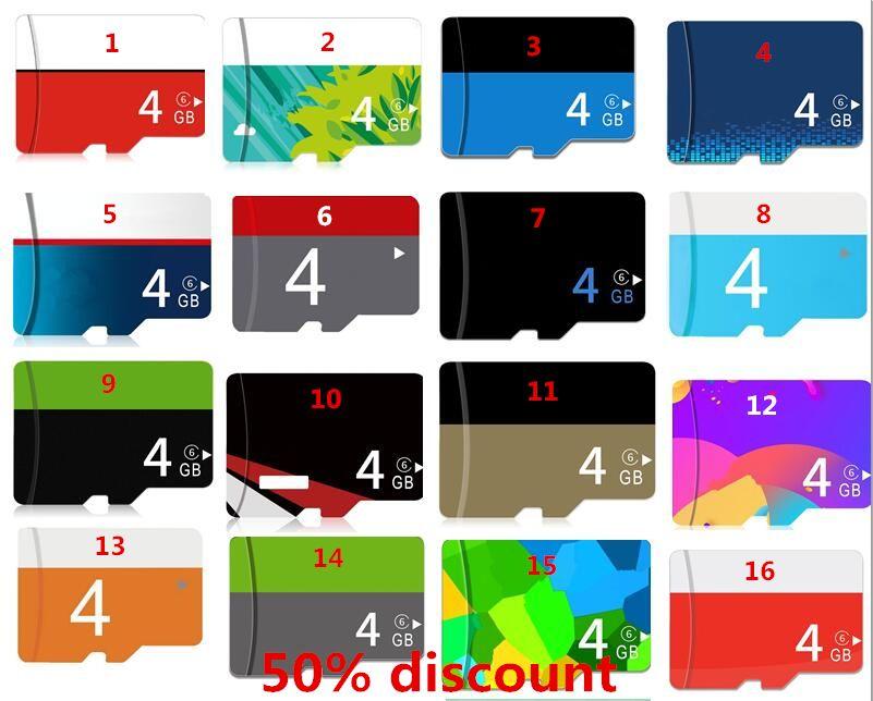 Nuovo arrivo micro SD card Class10 32GB 8GB 16GB 4GB 4 GB tarjeta Scheda memoria Micro SD flash card pendrive cartao de memoria