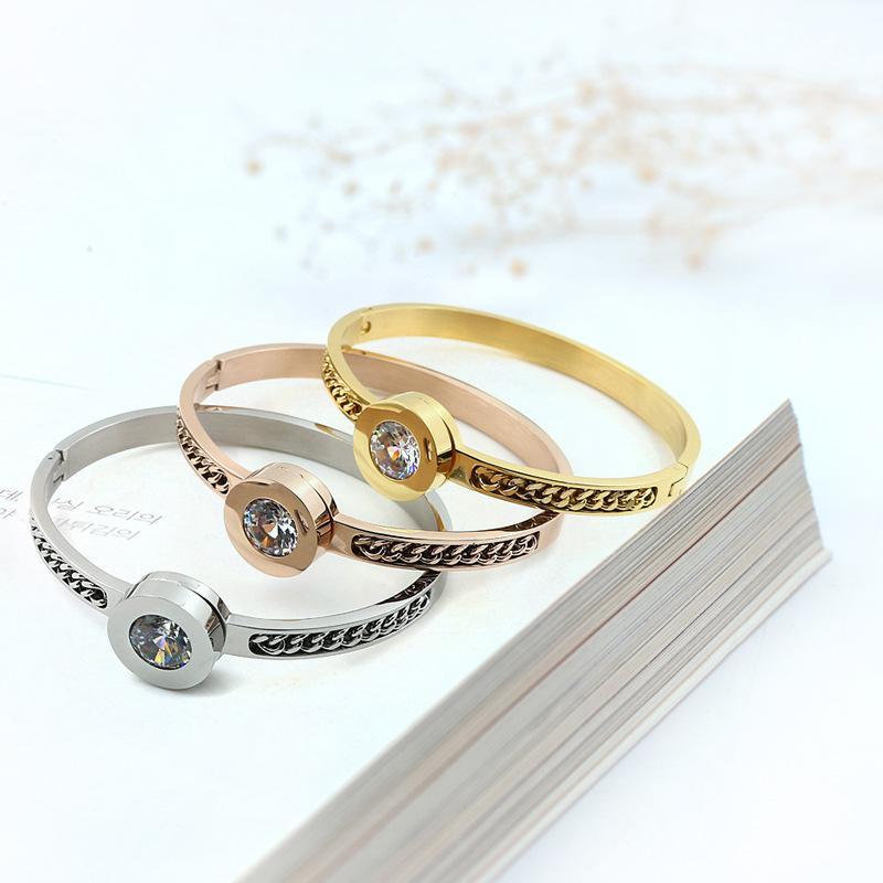 Европа и Америка Мода известная марка BVL золото ювелирных изделий 18K Женские браслеты Серебряный Мужские Браслеты Браслеты шарма Unisex Link Chain Z001