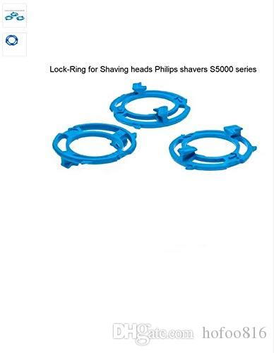 Electronic Shaver Head Holder Rock Ring,Retain Plate Holder Frame Ring Fit For Philips RazorS5000 S5095 S5090 S5082 S5081 S5080 S5079 S5078