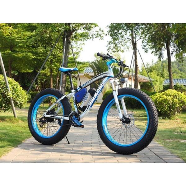 alimentation en usine moteur 1000W 26 pouces graisse vélo électrique 48V ebike