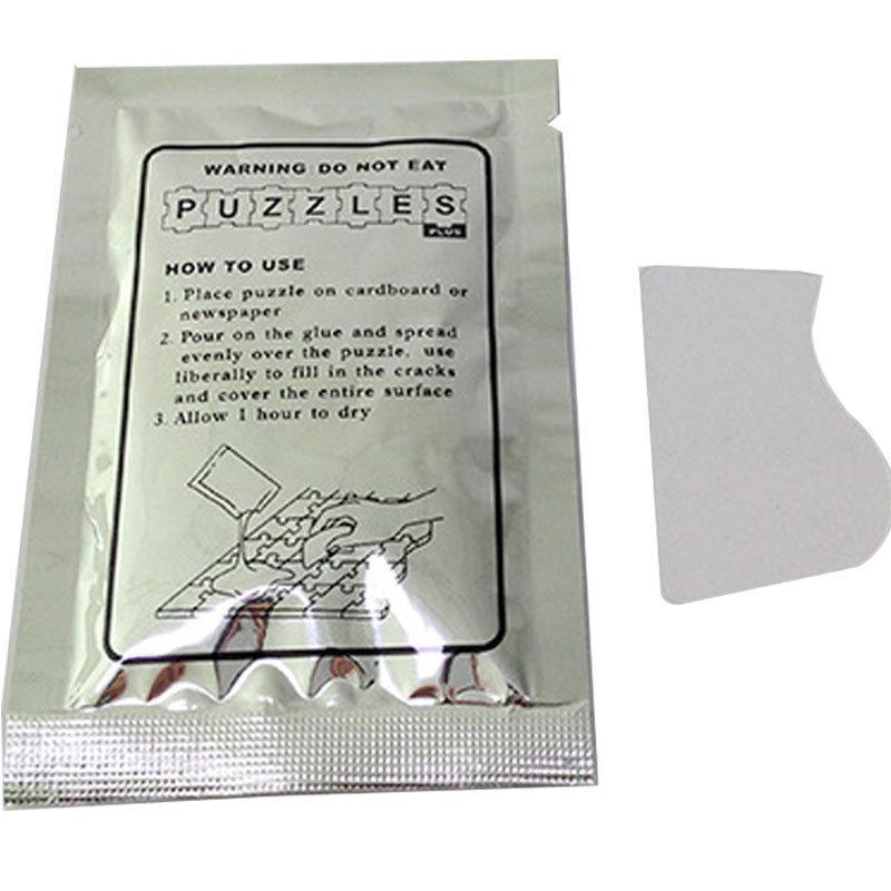 60ml25ml borsa piatta puzzle unico collante per adulti 1000 pezzi puzzle unico collante Accessori S