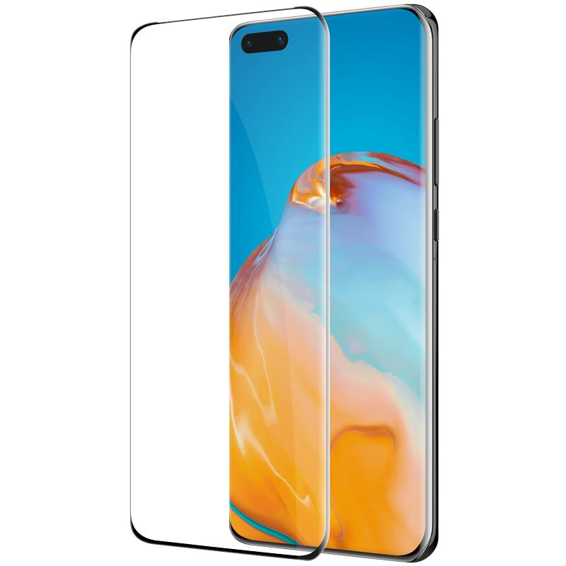 Huawei P40 Pro Glass 3D Curved CP+ MAX Safety Protective Tempered Glass for Huawei P40 Pro Screen Protector