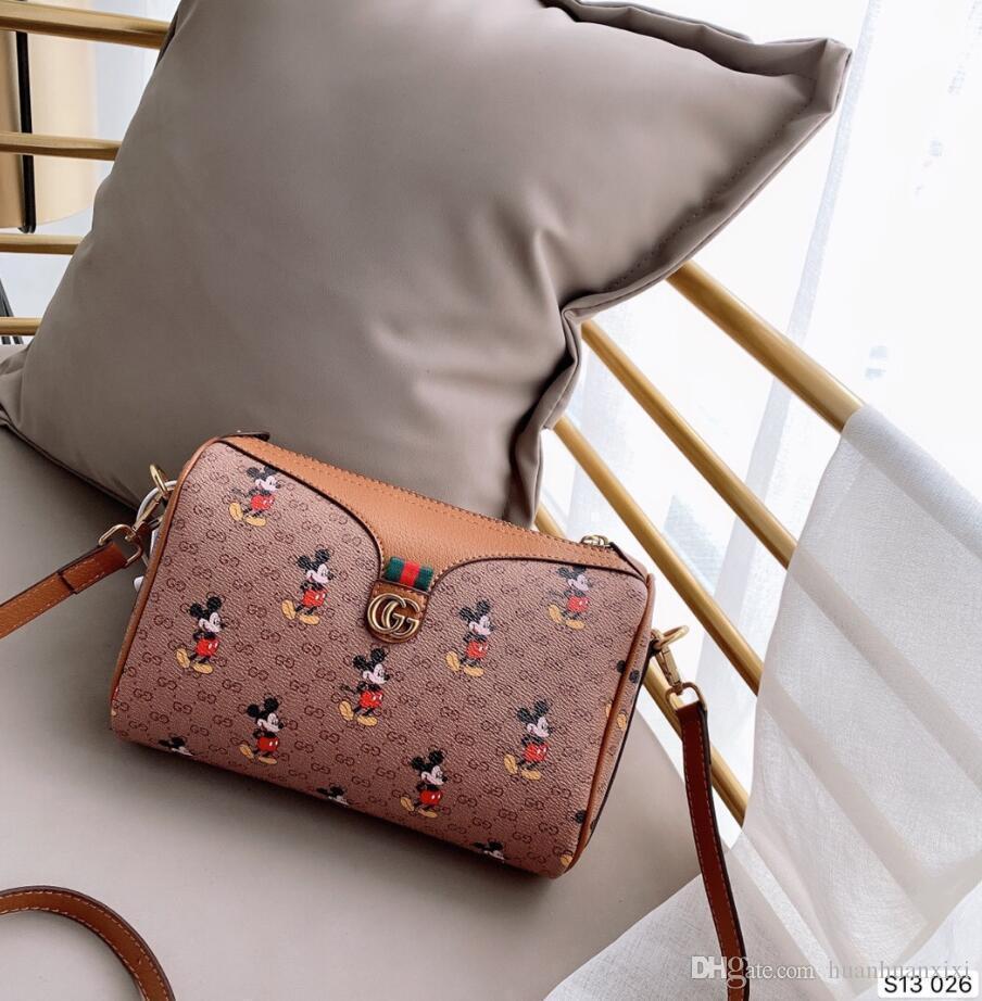 2020Luxurys sac de marque classique sac à main cartable à carreaux avec chaîne sac à bandoulière poignée Messenger sac porte-monnaie