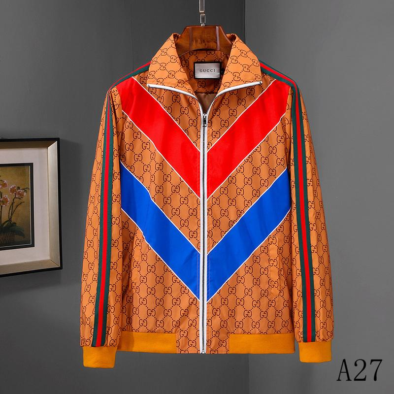 2019 Paris tasarımcı ceket rüzgarlık uzun kollu erkek ceket ile hoodie giyim fermuar hayvan mektubu desen büyük boy elbise M-3XL