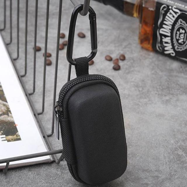 Аксессуары Портативная акустическая Zipper мешок пыли / противоударный жесткий защитный чехол для хранения сумка для Huawei FreeBuds Для Honor Flypods Lite Вы ...