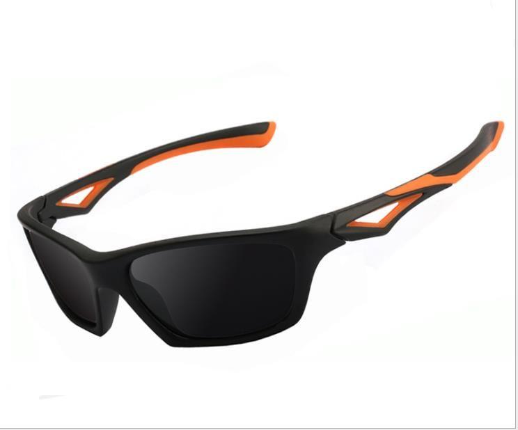 Occhiali per bambini per sport all'aria aperta occhiali da sole polarizzati per bambini occhiali per protezione UV