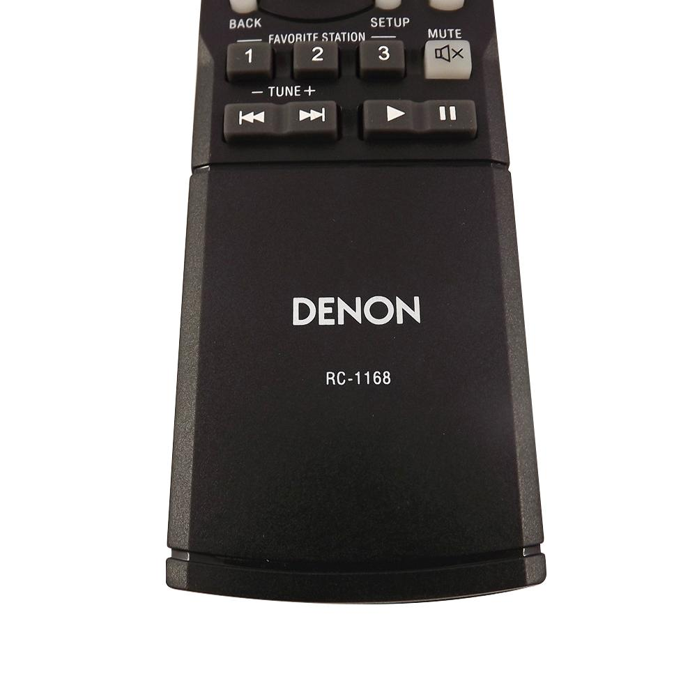 New Remote Control RC-1168 for Denon AVR-1612 AVR1613 AVR1713 Receiver free