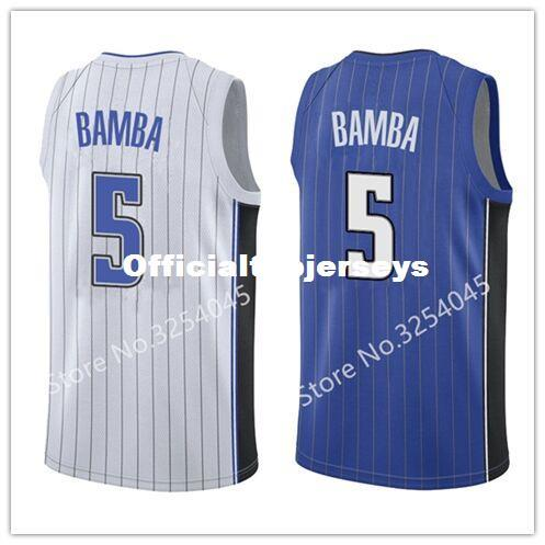 save off 618a6 a99e0 2018 2018 2019 New Rookie #5 Mohamed Mo Bamba Top Basketball Jersey  Stitched Best Quality Vest Jerseys Ncaa From Officialtopjerseys, &Price; |  ...