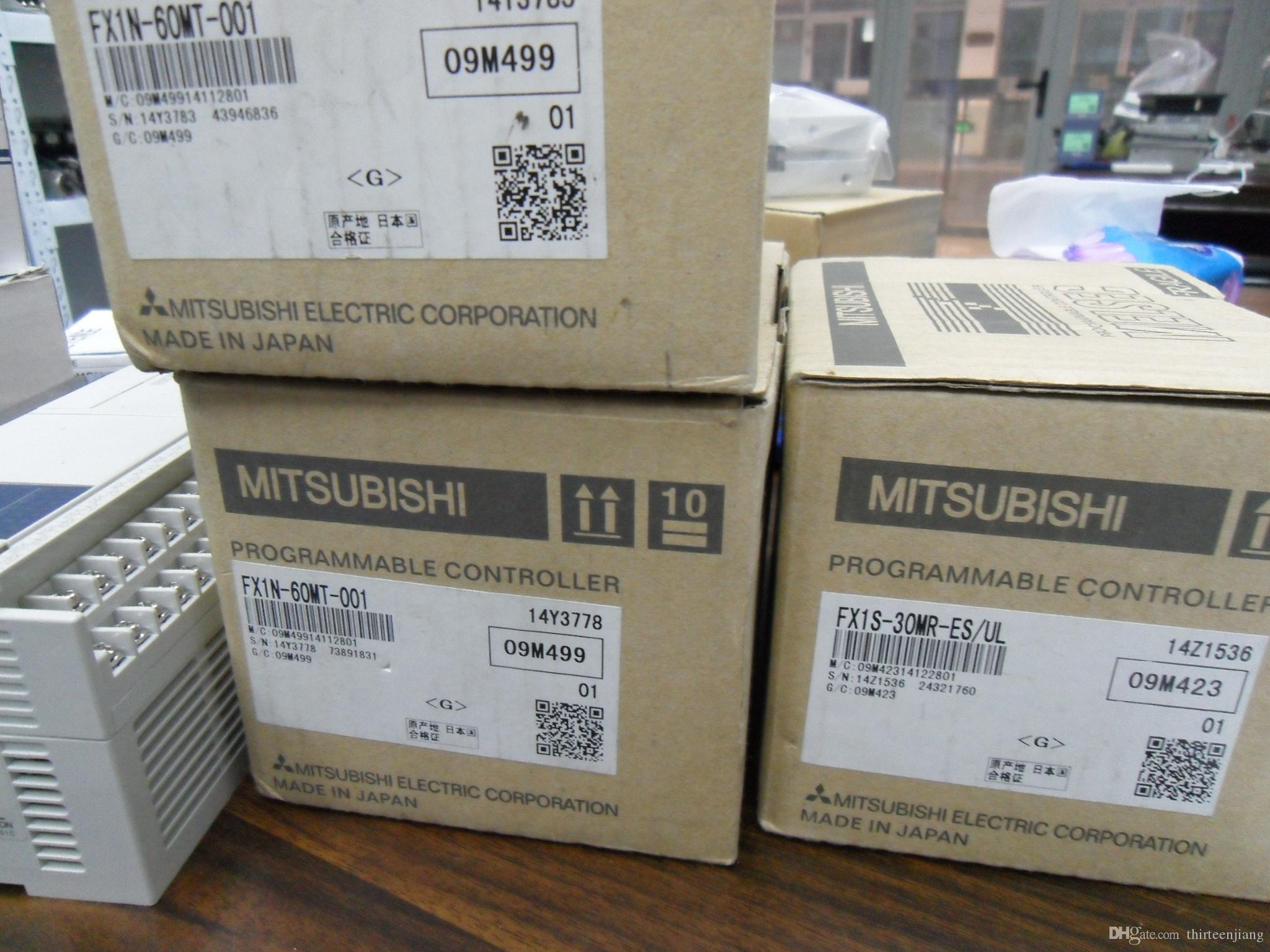 Mitsubishi PLC FX1S-30MR-ES / UL NUEVO EN CAJA ENVÍO EXPEDIDO GRATUITO FX1S30MRESUL