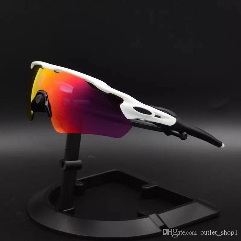 레이더 EV 피치 편광 안경 자전거 안경 자전거 자전거 안경을 타고 태양 안경 여성 남성 스포츠 선글라스를 코팅 선글라스