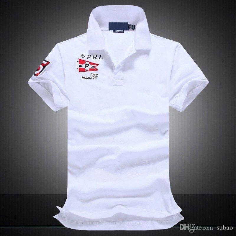 2021 High Quality Hot Sale Mens Mens 2019 Designer Polo Shirts Men ...