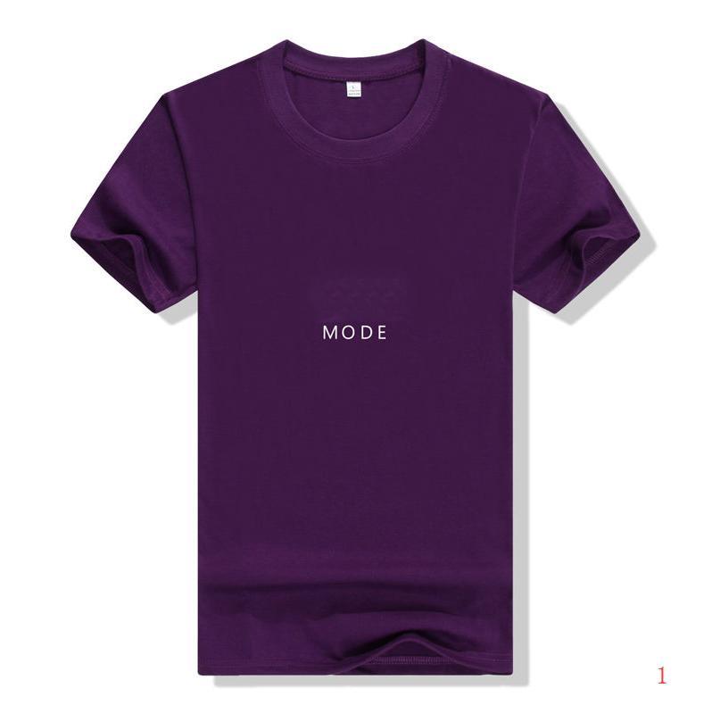20s camiseta para hombre de lujo impresa letra de las camisetas del patrón diseñador ocasional de manga corta Magliette Da Uomo Di Design ropa del verano LR190618