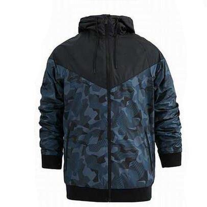 2019 Uomo Donna Designer Giacche Camouflage Windbreaker Sport cappotti attivi in esecuzione della tuta sportiva di ginnastica Zipper Drop Shipping CE98242