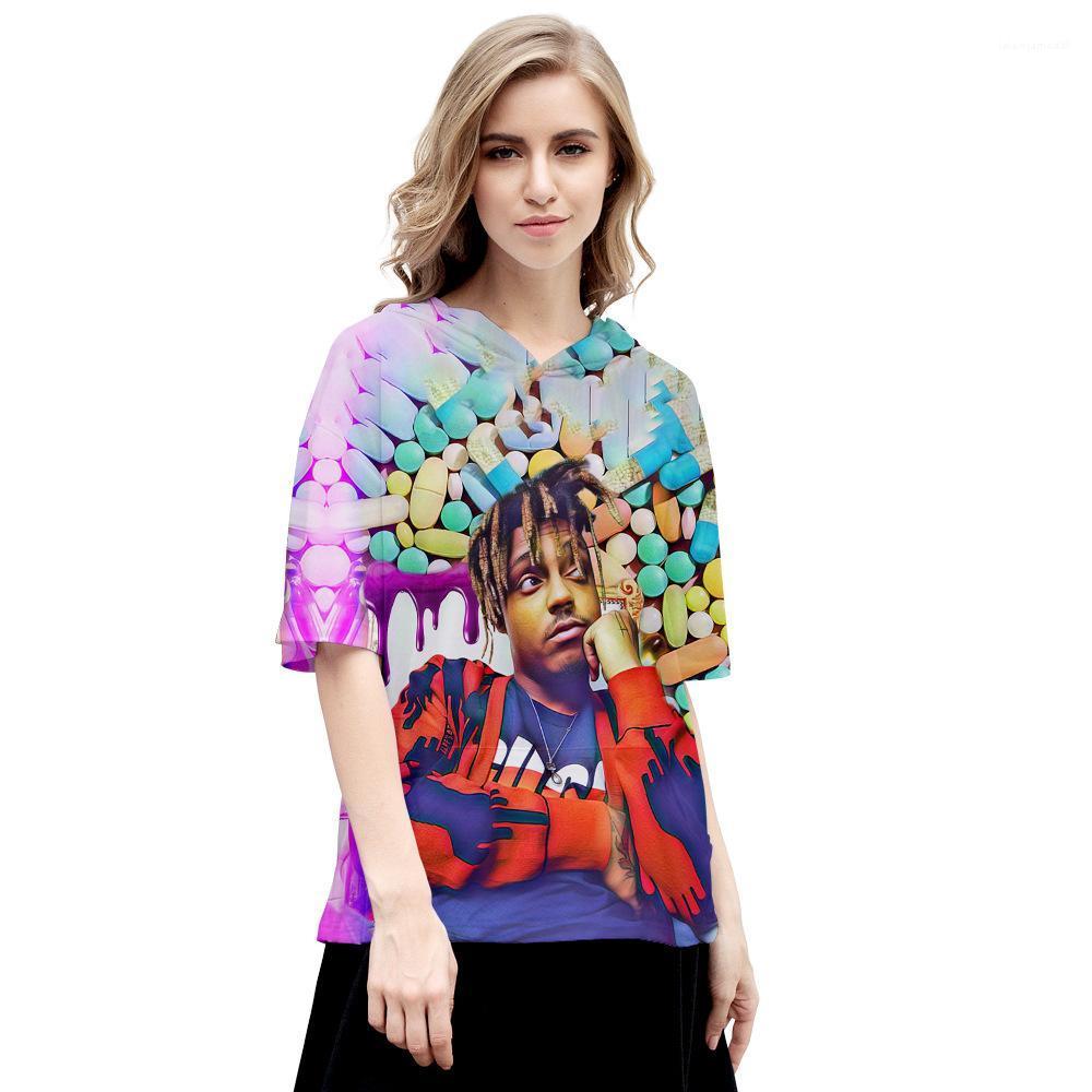 T Shirt Moda Casual Kapşonlu Unisex Tasarımcı Lüks Giyim Kısa Kollu Nefes Bayan Erkek Giyim Yaz Kadın Tasarımcı