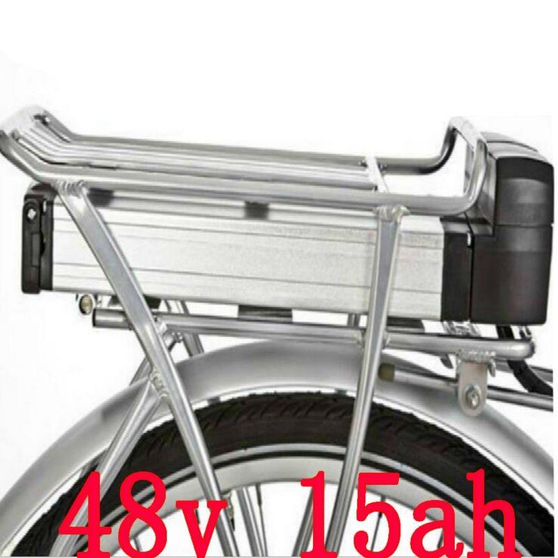 48 В батарея 48 В 15AH использовать литиевая батарея Samsung батареи 48 В 15ah электрический велосипед батарея с 20A BMS для 500 Вт 750 Вт двигателя