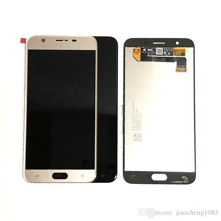 5.5 LCD Ekran Digitizer Samsung Galaxy J7 2018 J737 J7V ile Parlaklık Ayarlanabilir