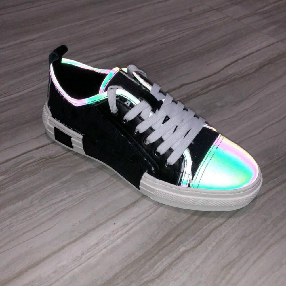 with box 2020 Oblique technology fabrics high help casual Shoes B23 Mens luxury Designer Shoes Womens fashion casual Shoes