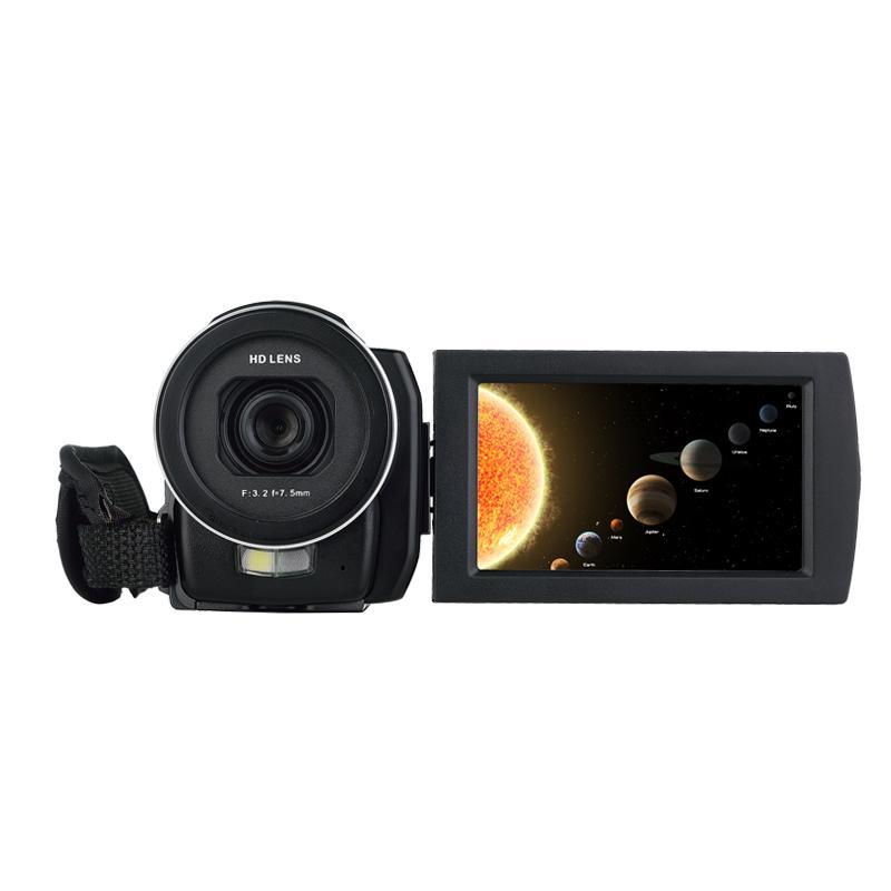 "24MP 3.0"" 1080P HD Professional Video Camera DVR HDV-F5 HDMI / PC Ausgang drahtlose Videokamera Digitalrecorder Camcorder"