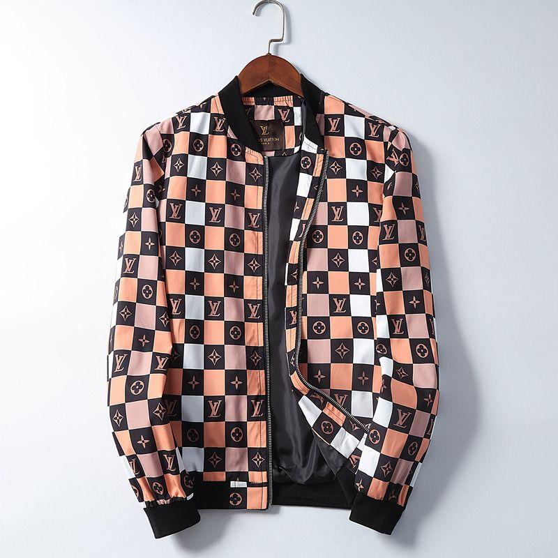 Мужская одежда вершины плюс Мужская одежда 2019 новый бренд мода досуга пальто шанца мужчин длинный рукав короткий пиджак воспитать нравственность Дези