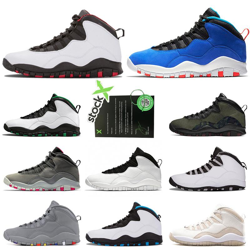 2020 Sneakers 10s 10 Trainers