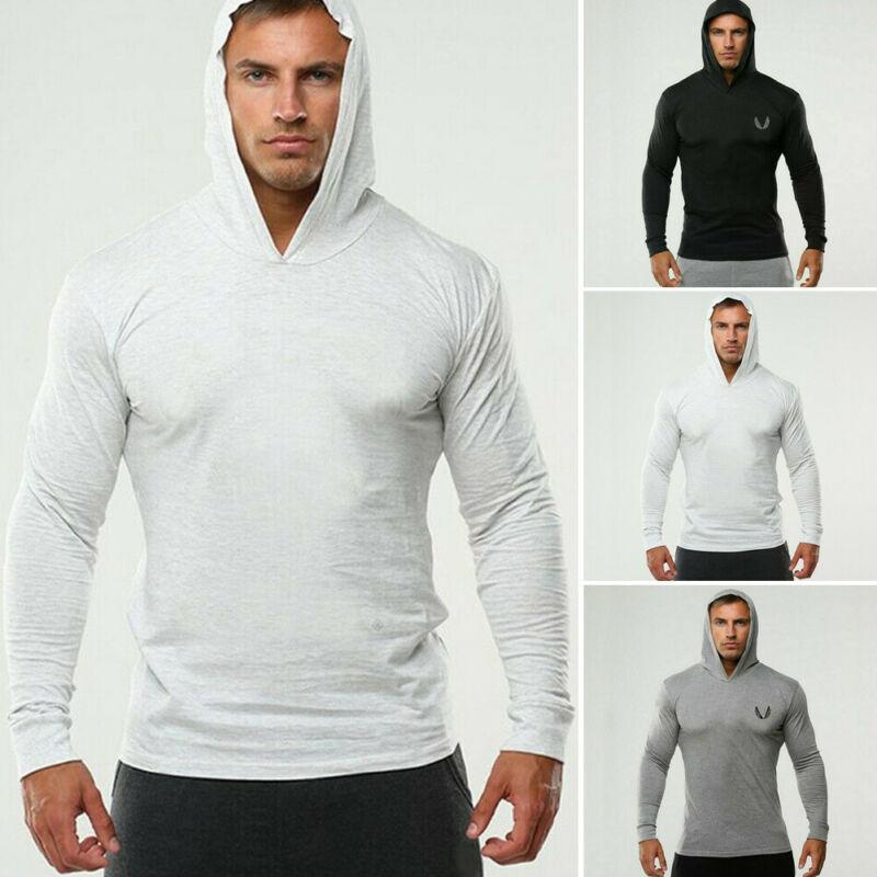 Männer Sweatshirt Langarm-Herbst-Frühlings-beiläufige Hoodies Top Boy Bluse Tracksuits SweatshirtsHoodies Männer