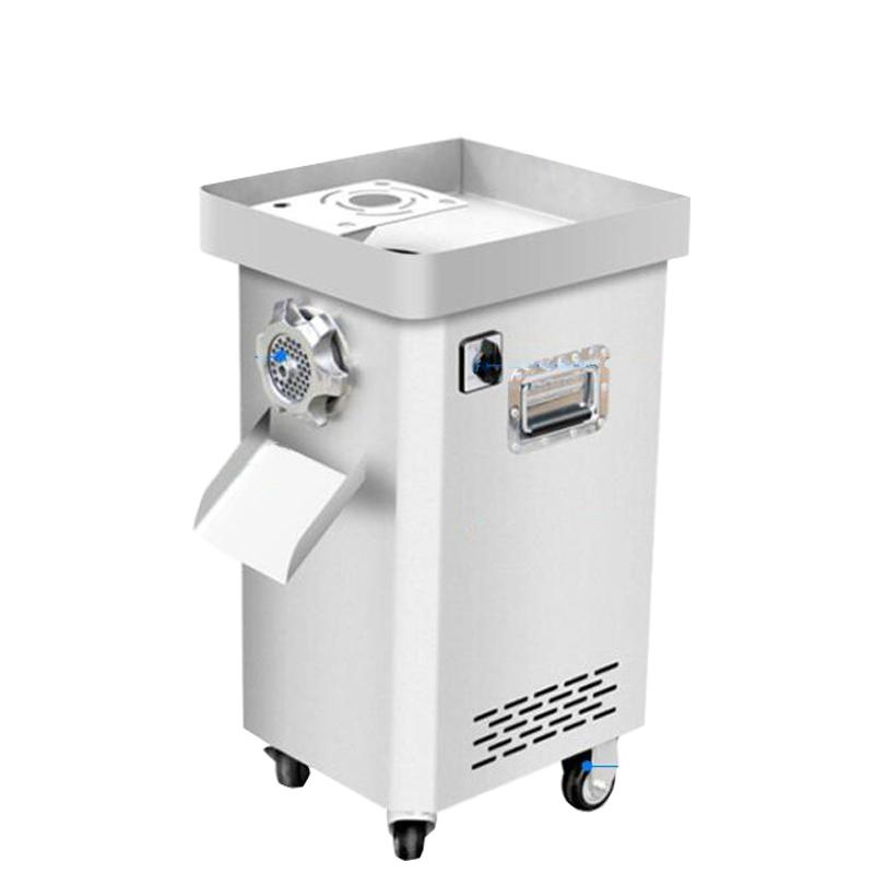 2200W Vertical Stainless Steel Electric Meat Grinders Home Sausage Stuffer Meat Mincer Heavy Duty Household Mincer