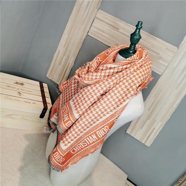 De alta calidad al por mayor de la cachemira mezclado mujeres bufanda otoño chal bufandas de la manera del estilo del invierno impresión de la borla de largo chal clásico Agregar bolso