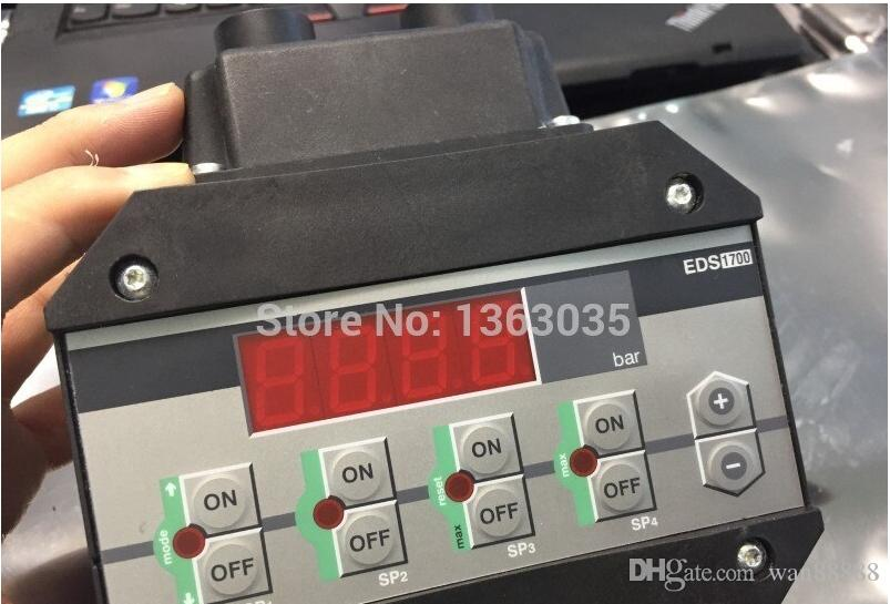 Le travail 100% testé est parfait pour le relais de pression EDS 1700 original EDS 1791-N-250-000
