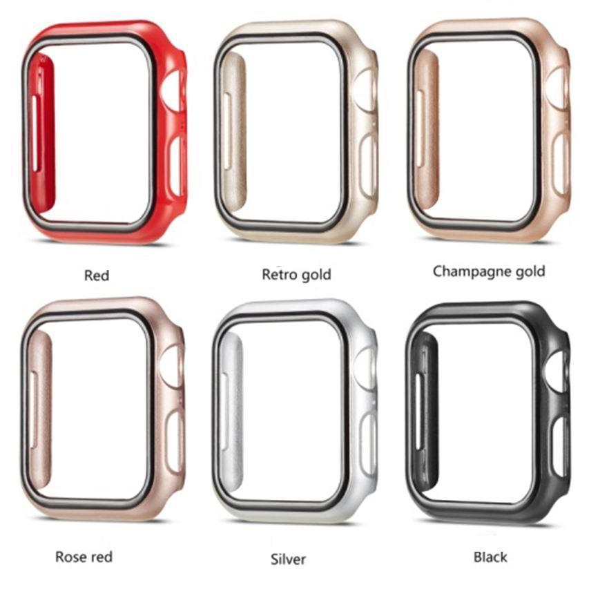 Корпус часы чехол для Apple часы 5/4/3/2/1 40мм, 44мм нуля pinkycolor цветастое мягкое аргументы за серии часы iWatch 42мм 38мм 3 2