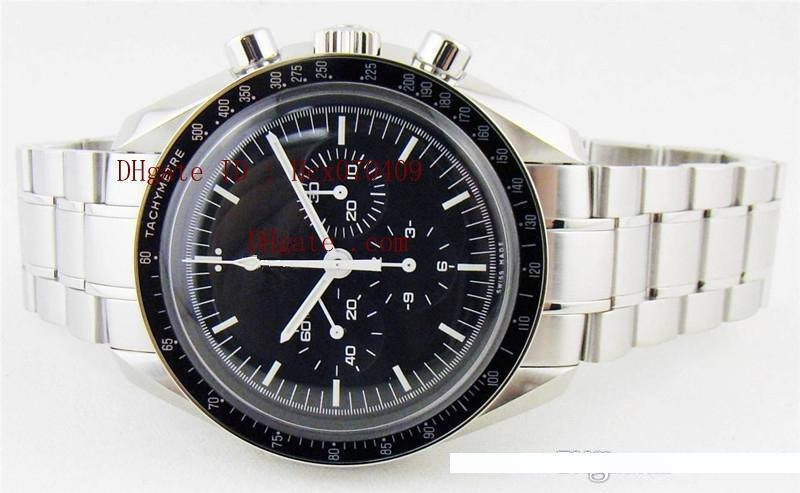 New Professional Moonwatch Chrono Montres Homme