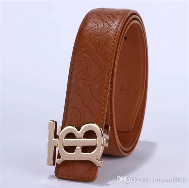 The designer designs the popular fashion belt of 2020, its quality is good, leather soft warmth