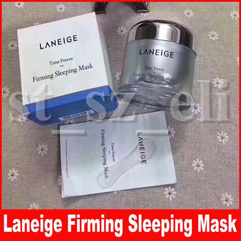 Laneige Zeit einfrieren Straffung Schlafmaske 60ml Feuchtigkeitsspendende Gesichtspflege, Gesichtsmaske,