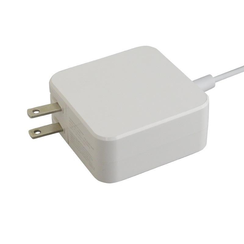 애플 노트북 전원 어댑터 충전기 케이블 14.5V 3.1A 45W 미국 플러그