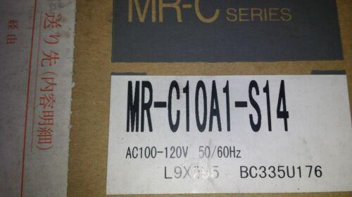 MITSUBISHI MELSERVO MR-C10A1-S14 NUEVO EN CAJA