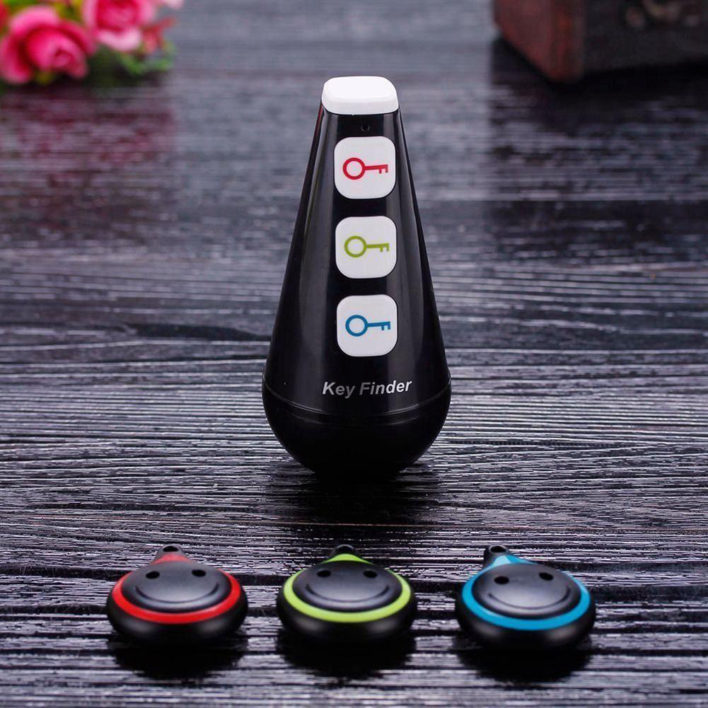 HFES Wireless RF Key Finder Locator con LED, Gadgets de regalo de Navidad Regalos electrónicos para hombres, mujeres, niños, adolescentes -