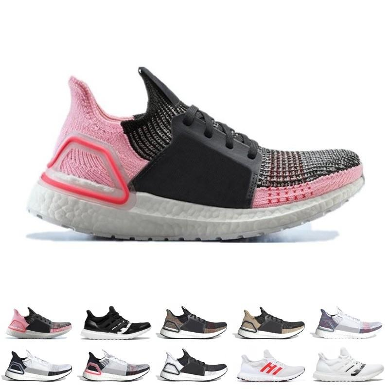 New Arrival Ultra B00ST UltraB00ST 19 Running Shoes For Men Women Oreo Refract True Pink Mens Trainer Breathable Sports Sneakers