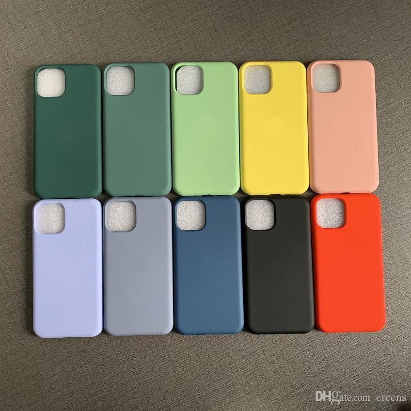 Alta qualidade de cópia Silicone Soft Case TPU Material do telefone celular para o iPhone de 11 pro Max